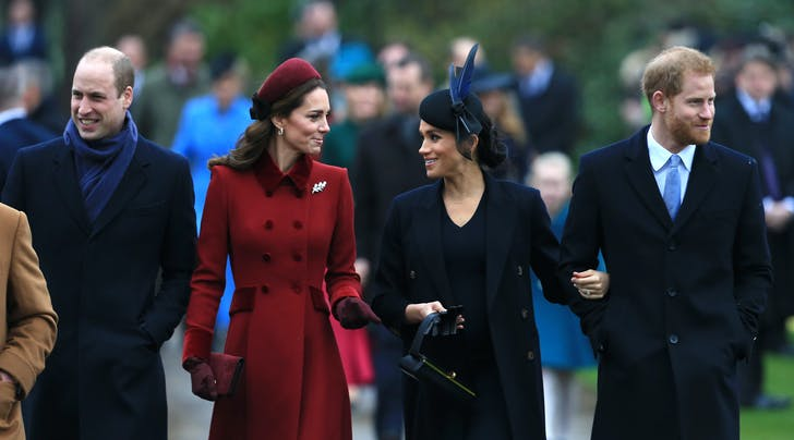 Prince Harry & Meghan Markle Establish Separate Office - PureWow