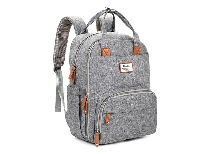 Ruvalino diaper backpack for dads