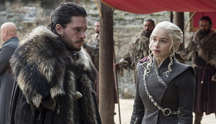 SO BETWEEN JON AND DAENERYS  WHO HAS A BETTER CLAIM ON THE IRON THRONE