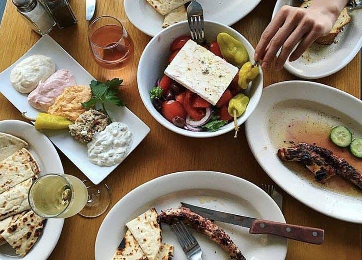 Taverna Kyclades nyc