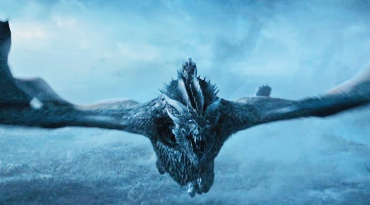 We Can't Stop Thinking About This Jon Snow & Viserion 'Game of Thrones' Theory