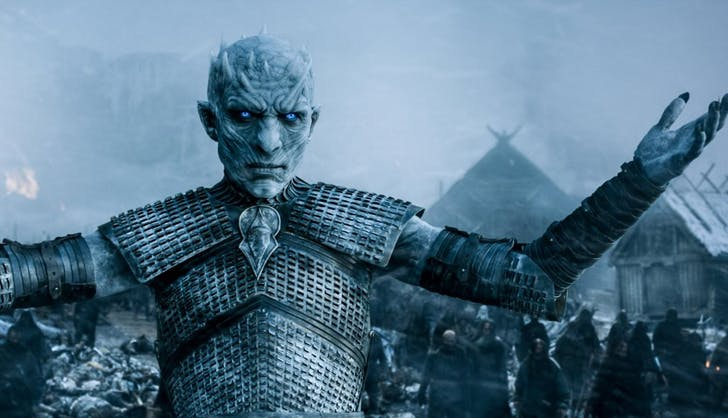 WAIT  WHAT ARE WHITE WALKERS AGAIN