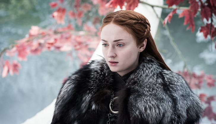 WILL SANSA REMAIN LADY OF THE NORTH