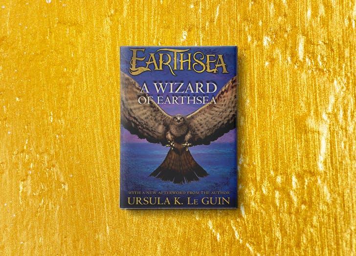 a wizard of earthsea ursula k leguin