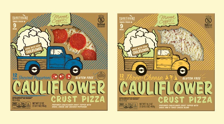Aldis New Cauliflower Crust Pizza Might Be Better Than Trader Joes