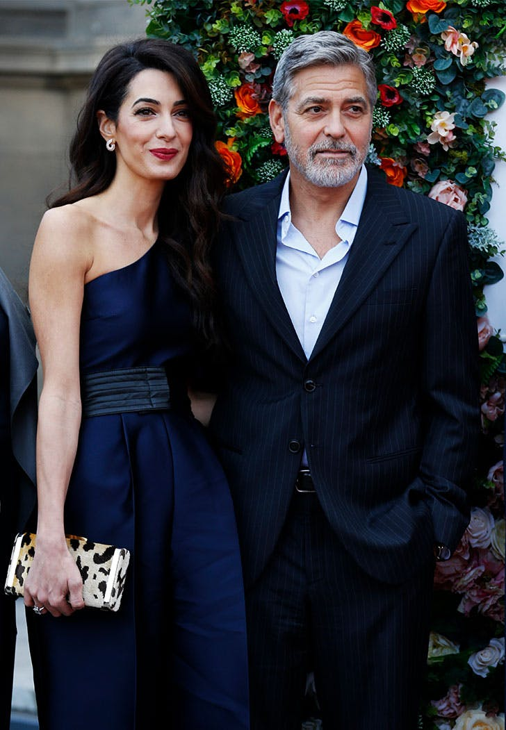 Amal Clooney Just Got a New Job from Prince Charles, so Shes Basically Royalty