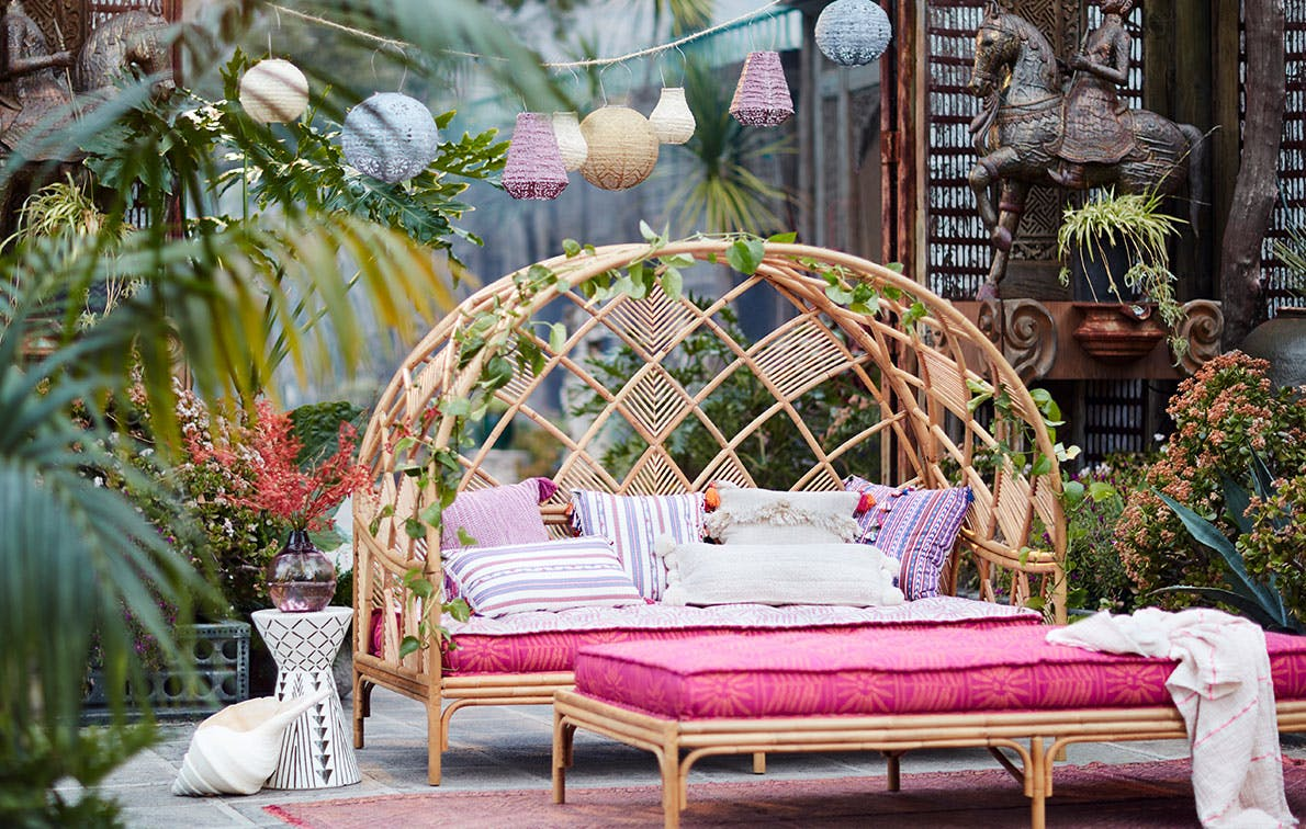 anthropologie outdoor furniture day bed msn
