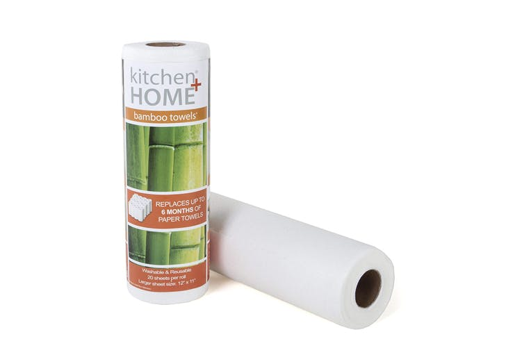 bamboo kitchen paper towels