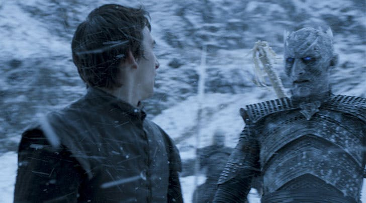 The Night Kings 'Target' Isnt Jon Snow and Heres Why