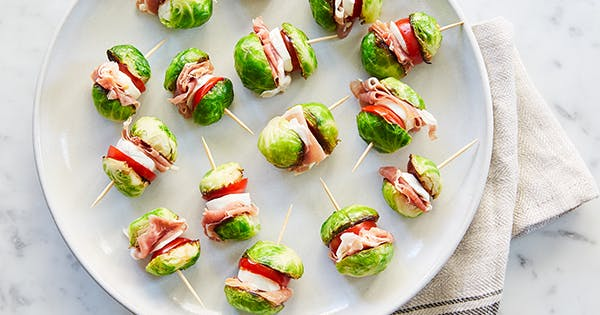 18 Brussels Sprouts Appetizers That Will Steal the Show