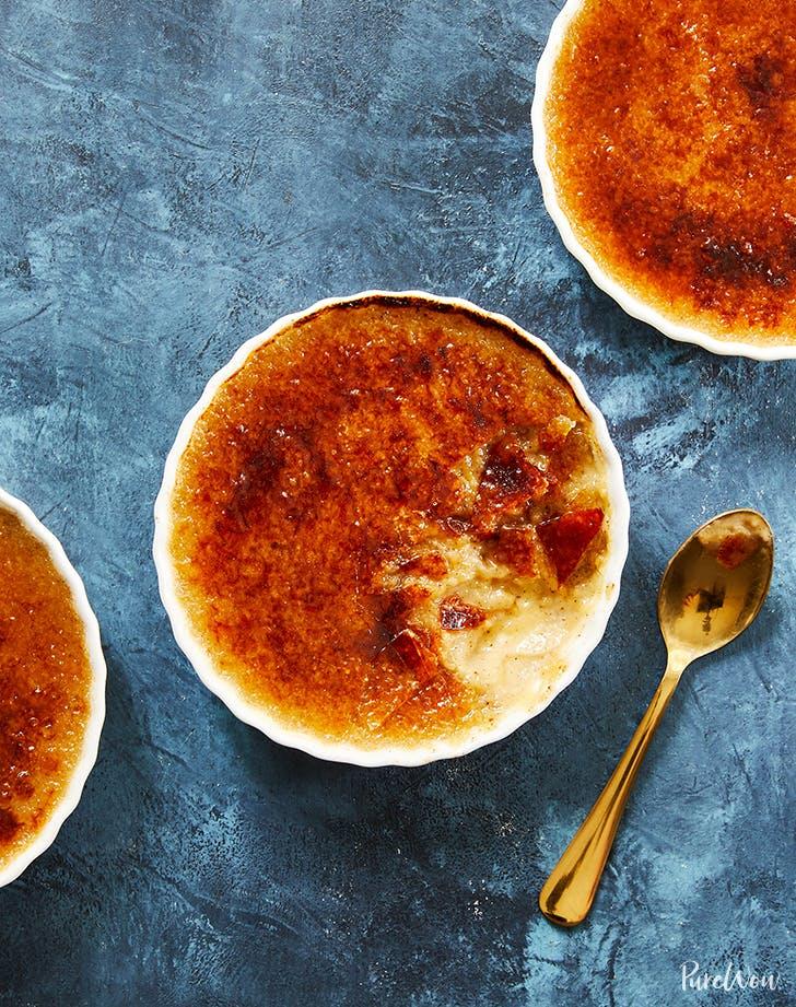 Cardamom Crème Brûlée