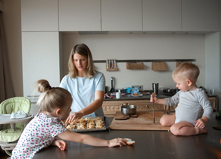 How a Family of 5 Spent $920 on Food in One Week