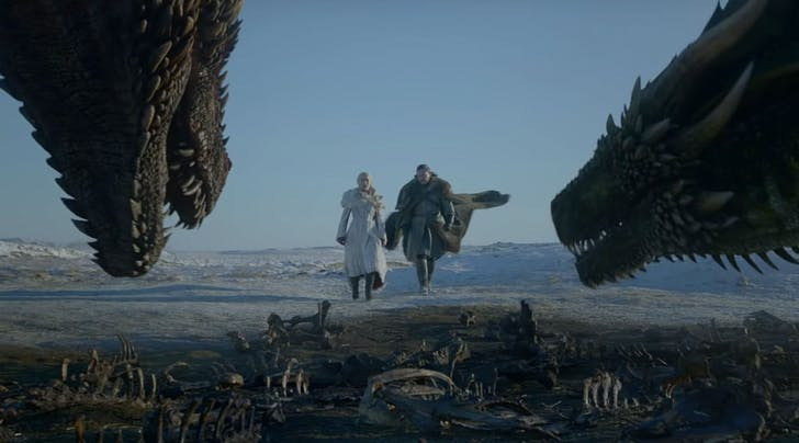 Snow Way! A 2-Hour 'Game of Thrones' Film Is Coming Right After the Series Finale