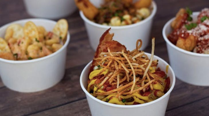 Disney World's Newest Food Truck Is Every Mac and Cheese Lover's Dream
