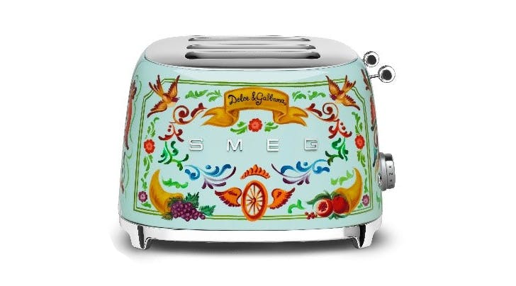 Dolce & Gabbana's $850 Toaster Has Four Whole Slots for Bread