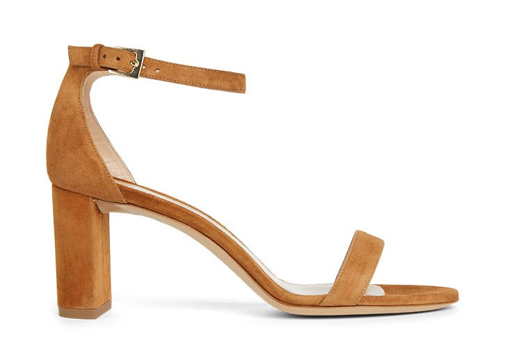 draper james brown heels