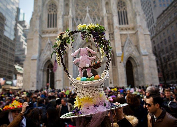 easter bonnet festival nyc