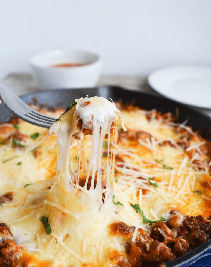 easy keto lasagna bake recipe