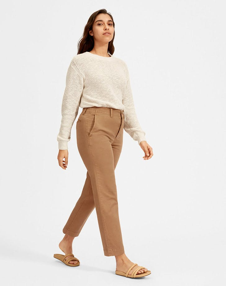 everlane relaxed chinos