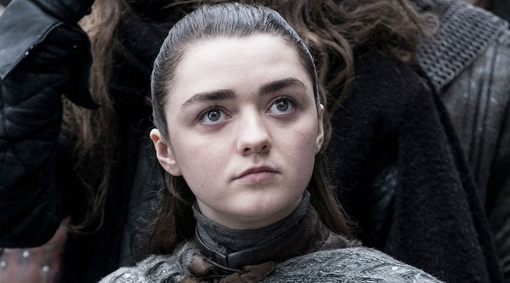 Maisie Williams Said She Was 'Broken' After the Epic 'Game of Thrones' Final Battle Scene