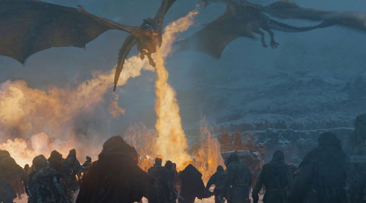 This 'Game of Thrones' Star Said Shooting Epic Final Season Battle Was 'Really Miserable'
