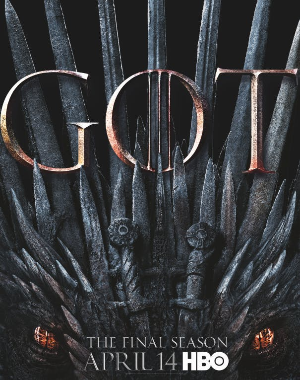 HBO Just Released a Brand-New 'GoT' Season 8 Poster & It May Reveal a Major Spoiler