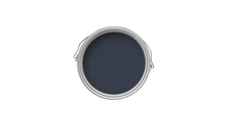 hague blue paint chip