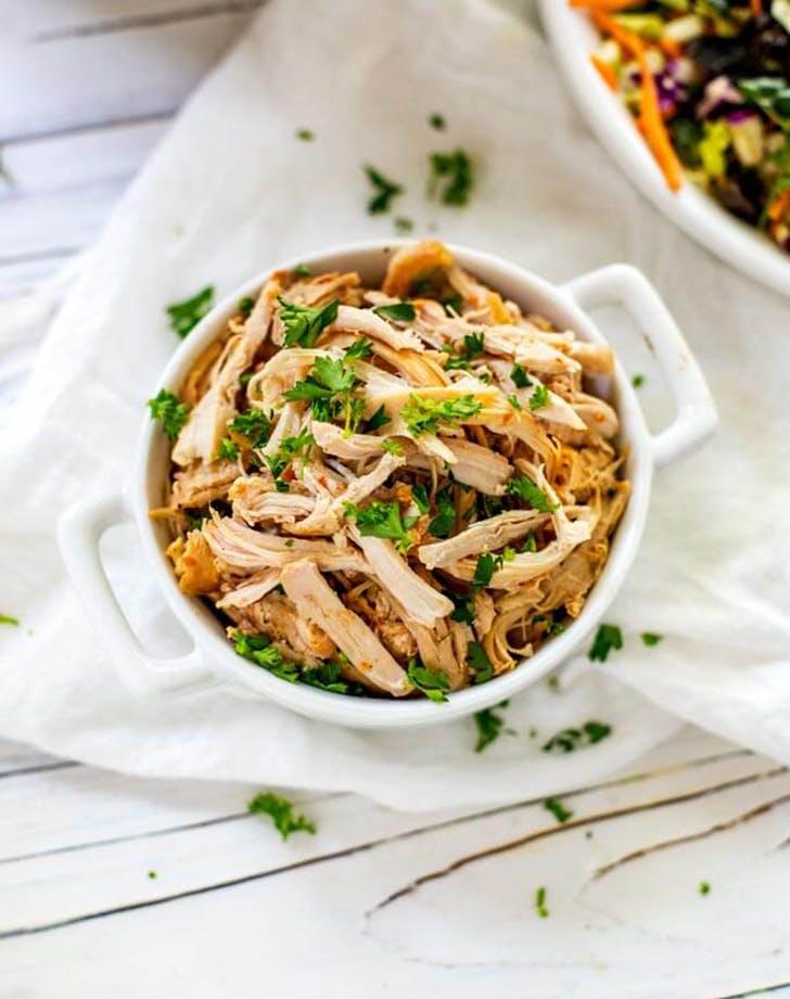 instant pot shredded chicken recipe1