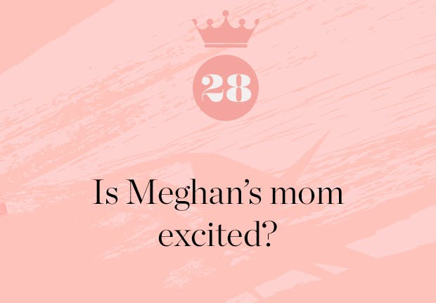 is meghan markle s mom excited about the royal baby