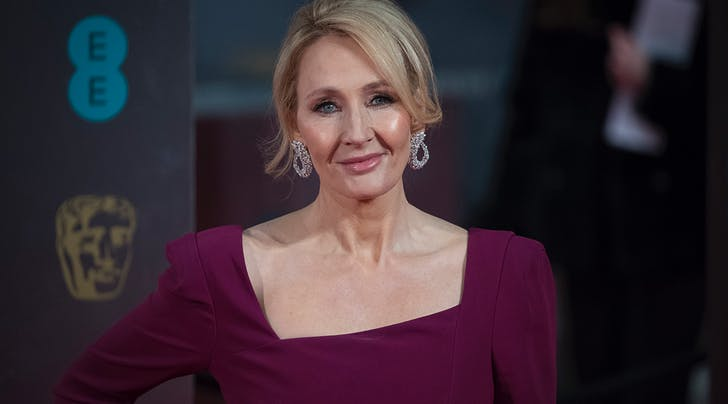 J.K. Rowling Revealed These Two Characters Had a 'Passionate' Relationship and…Whoa