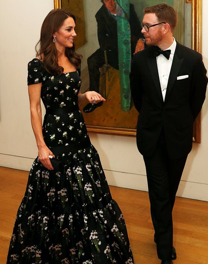 The Dress Kate Middleton Wore to the National Portrait Gallery Is Spring Outfit #Goals