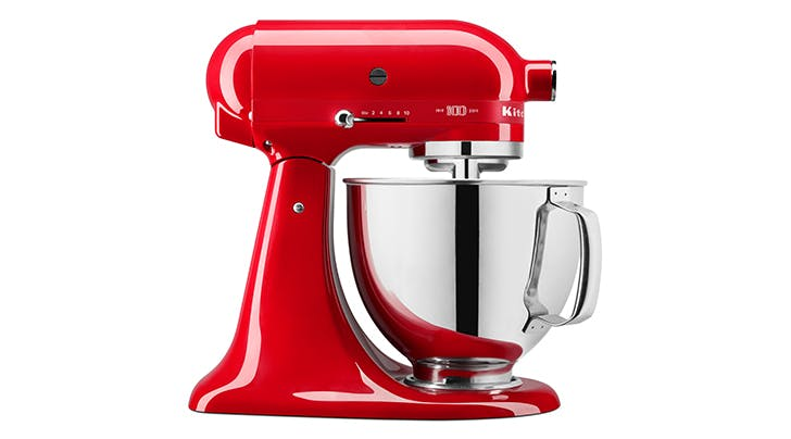 KitchenAid Just Announced a New, Limited-Edition Color for Its 100th (!) Birthday