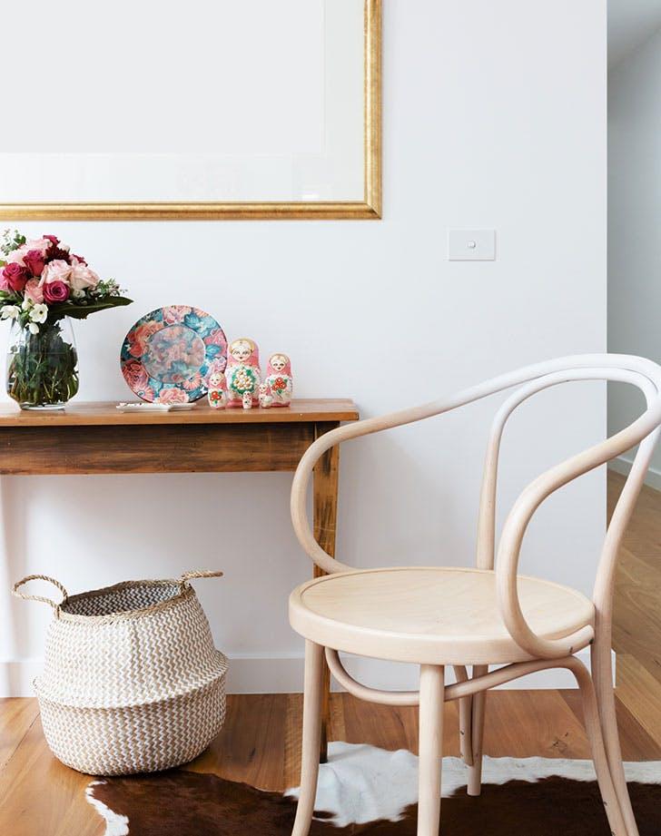 Organized Living Room: Living Room Organization Tips For Spring