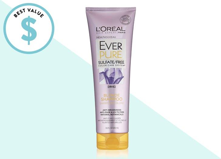 loreal paris everpure blonde shampoo