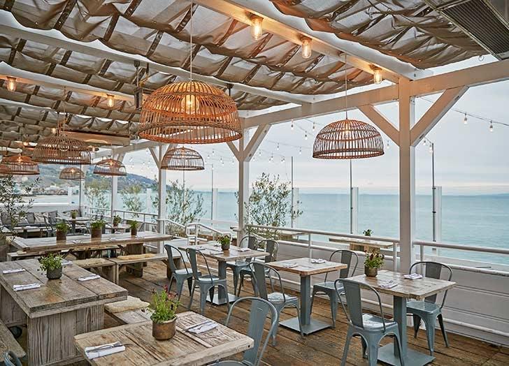 malibu farm restaurant