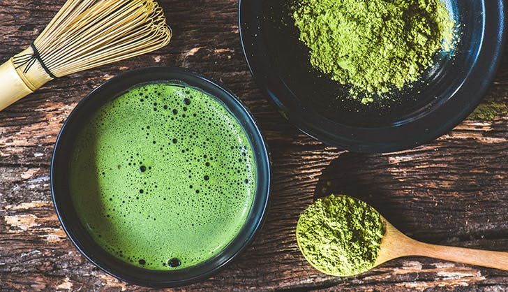 If You're Not Smearing Matcha on Your Face, You're Using It Wrong