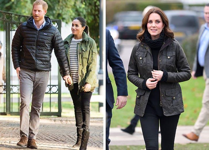 maternity meghan kate jeans coats