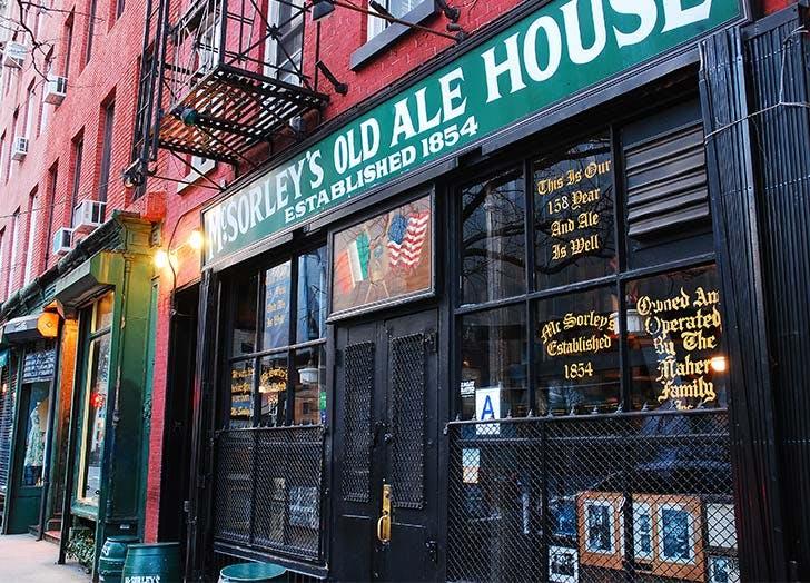 mcsorleys ale house