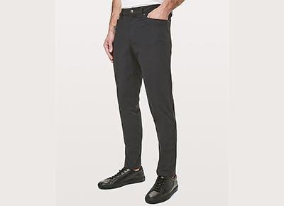 mens pants from lululemon 400