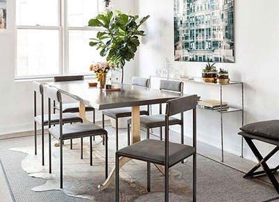 modern dining room 400