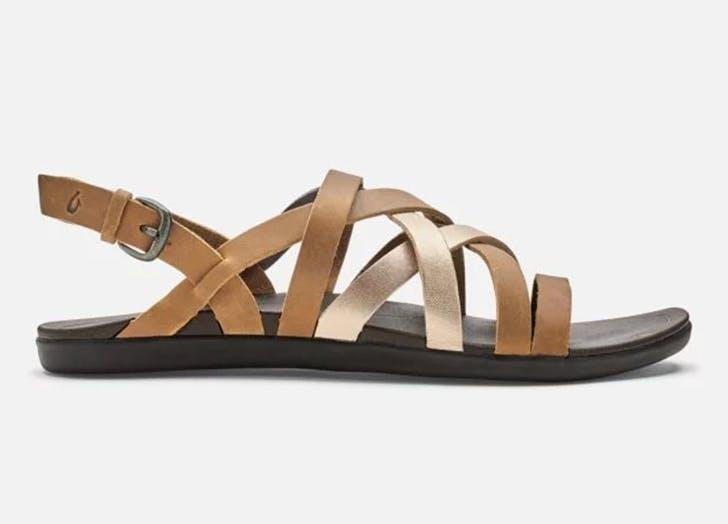 olukai strappy sandals