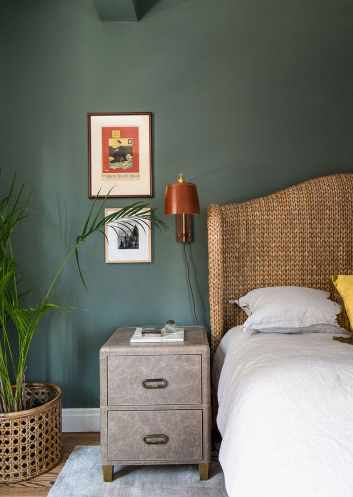 The Best Paint Colors for Dark Rooms, According to Designers