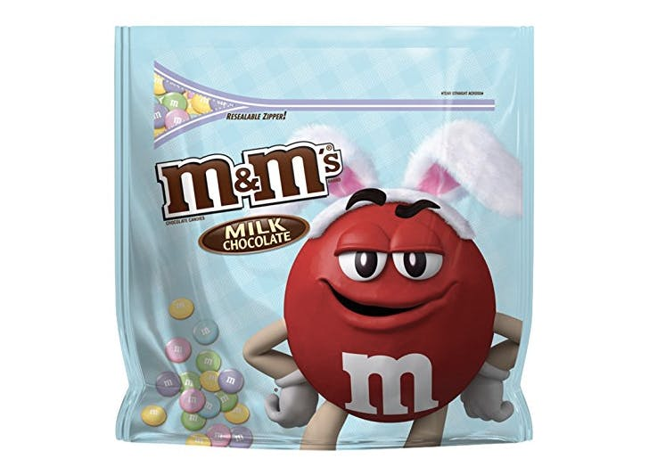 pastel m ms easter candy