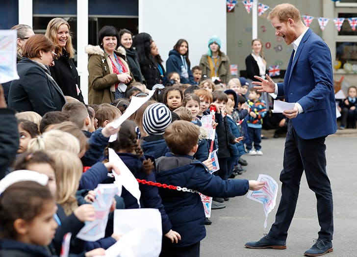 A 4-Year-Old Accused Prince Harry of Being an Imposter; His Reaction Was Priceless