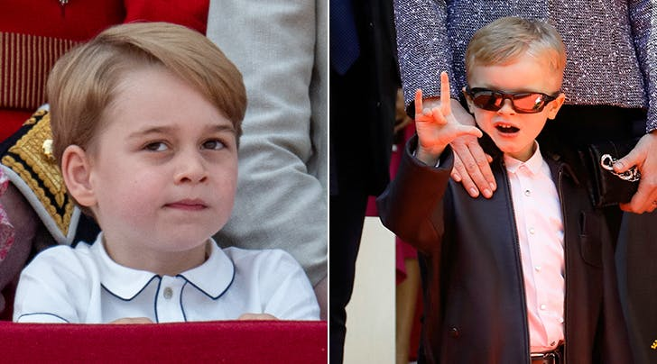4-Year-Old Prince Jacques of Monaco Just Might Overthrow Prince George as the King of Cool