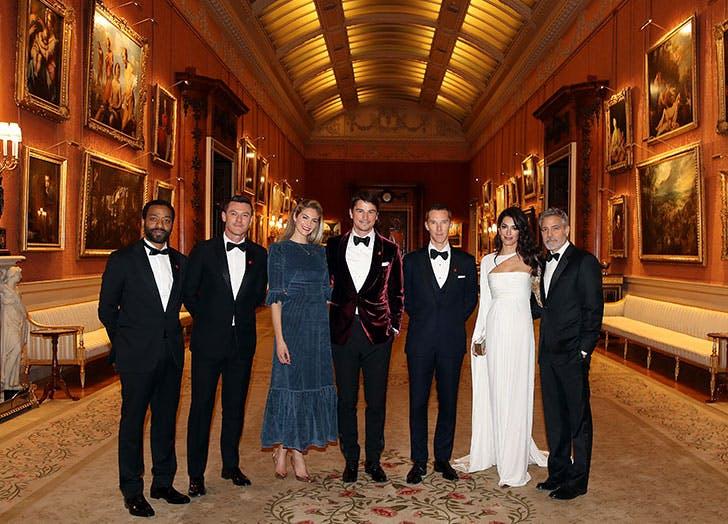 princes trust dinner buckingham