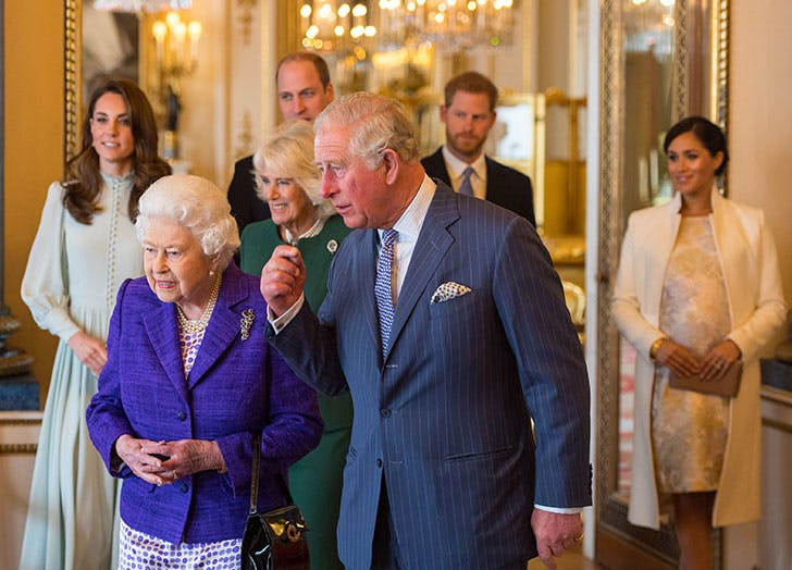 royal family charles investiture