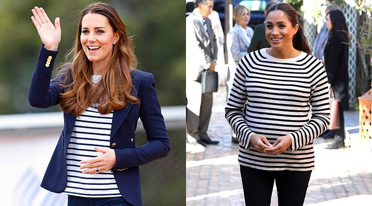 Meghan and Kate's Favorite Spring T-Shirt Trend Is So Easy to Copy