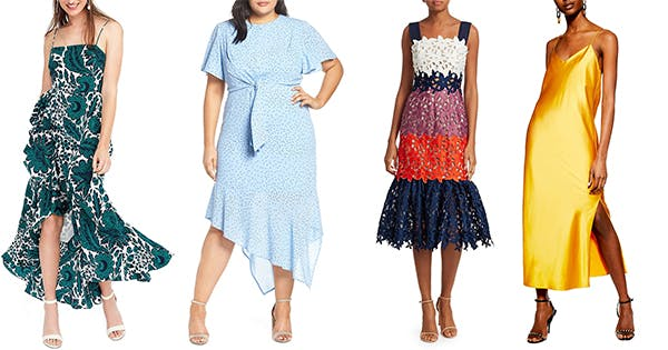 50 Dresses to Wear to Every Kind of Spring Wedding