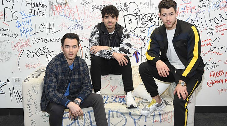Get Ready, Because a Jonas Brothers Movie Is Coming to Amazon